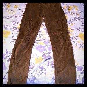 Pants - Moto skinnies